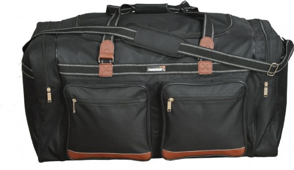 Extra Large 120L Holdall Duffle Bag - Black